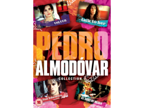 Pedro Almodóvar Collection (DVD)
