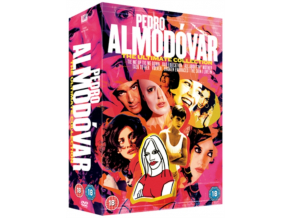 Pedro Almodóvar The Ultimate Collection (DVD)