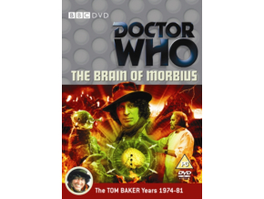 Doctor Who: The Brain of Morbius (1975) (DVD)