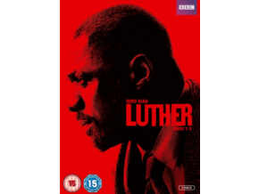 Luther  Series 13 Box Set (DVD Box Set)