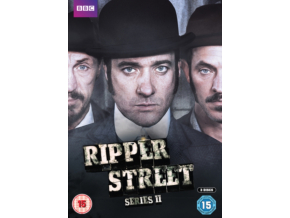Ripper Street  Series 2 (DVD)