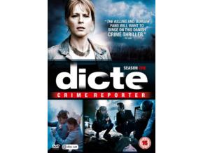 Dicte  Crime Reporter Series 1 (DVD)