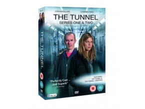 Tunnel Series 1  Sabotage (DVD)