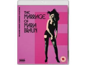 Marriage Of Maria Braun (Blu-ray)