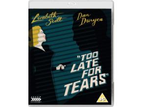 Too Late For Tears (Blu-ray + DVD)