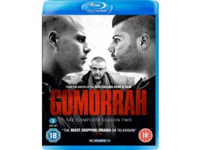 Gomorrah Season 2 (Blu-ray)