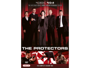 The Protectors: The Complete Season 2 (DVD)