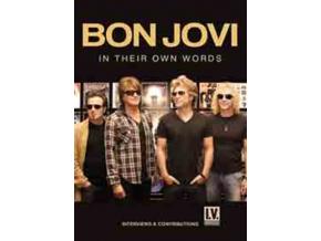 BON JOVI - In Their Own Words (DVD)