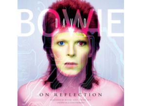 DAVID BOWIE - David Bowie On Reflection (DVD + Book)