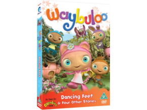 Waybuloo - Dancing Feet & Four Other Stories (DVD)