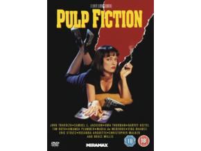 Pulp Fiction (1994) (DVD)