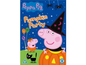 Peppa Pig Pumpkin Party (DVD)