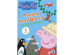 Peppa Pig Around The World (DVD)