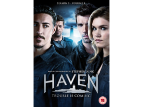 Haven Season 5: Volume 1 (DVD)