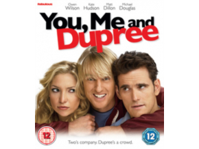 You Me And Dupree (Blu-ray)