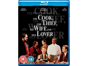 The Cook The Thief His Wife And Her Lover (Blu-ray)