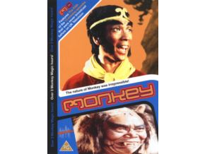 Monkey: Episodes 13-15 (DVD)