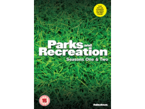 Parks  Recreation  Season 12 (DVD)