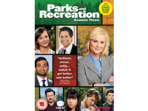 Parks  Recreation  Seaon 3 (DVD)