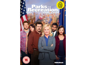 Parks  Recreation  Season 2 (DVD)
