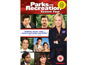 Parks  Recreation  Season 4 (DVD)