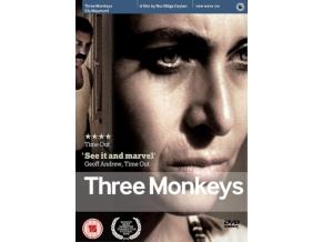 Three Monkeys (DVD)