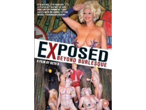 Exposed Beyond Burlesque (DVD)