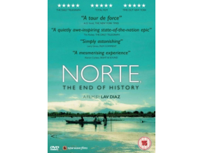 Norte  The End Of History (DVD)