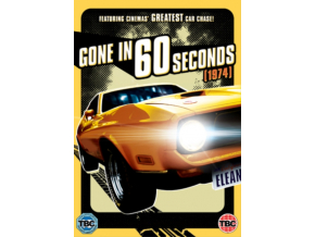 Gone In 60 Seconds 1974 (DVD)
