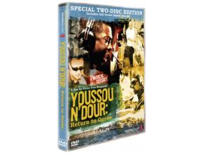 Youssou Ndour Return To Goree (DVD)