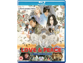 Love And Peace (Blu-ray)