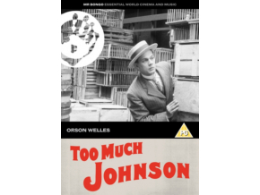 Too Much Johnson (DVD)