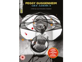 Peggy Guggenheim Art Addict (DVD)