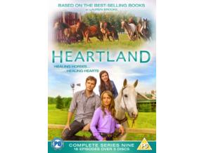 Heartland - The Complete Ninth Season (DVD)