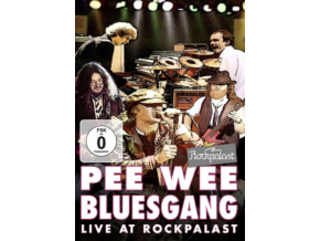 PEE WEE BLUESGANG - Live At Rockpalast (DVD)