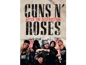 GUNS N ROSES - After The Destruction (DVD)