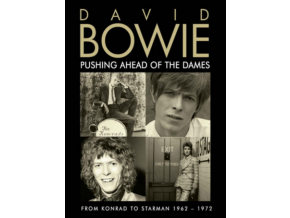 DAVID BOWIE - Pushing Ahead Of The Dames (DVD)