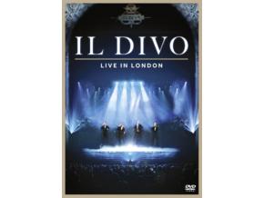 IL DIVO - Live In London (DVD)