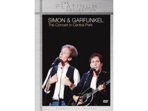 SIMON & GARFUNKEL - Concert In Central Park. The (DVD)