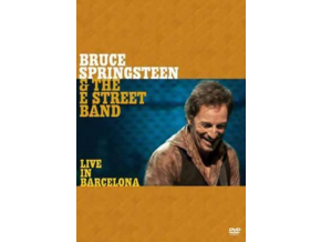 BRUCE SPRINGSTEEN & THE E STREET BAND - Live In Barcelona (DVD)