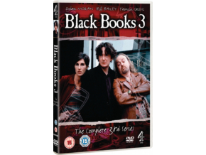 Black Books Series 3 (DVD)
