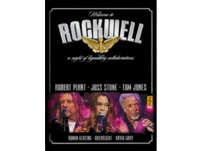 VARIOUS ARTISTS - Rockwell - A Star-Studded Extravaganza (DVD)