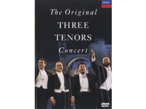 THREE TENORS - The Original Three Tenors Concert (DVD)