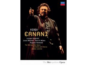METROPOLITAN OP OR CHLEVINE - Verdi Ernani (DVD)