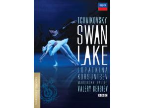 MARINSKY THEARE OR/GERGIEV - Tchaikovsky /Swan Lake (DVD)