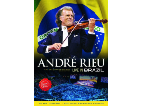 ANDRÉ RIEU - Live In Brazil (DVD)