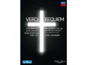 LA SCALA/BARENBOIM - Verdi / Requiem (DVD)