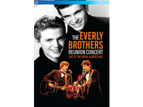 EVERLY BROTHERS - Reunion Concert - Live At The Royal Albert Hall (DVD)
