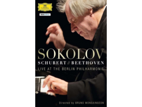 GRIGORY SOKOLOV - Schubert & Beethoven (DVD)