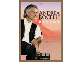ANDREA BOCELLI - Cinema (DVD)